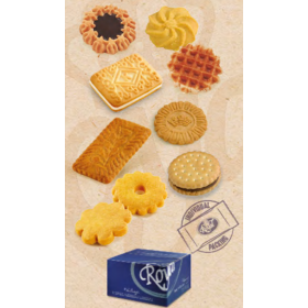 120 Biscuits emballés Palermo